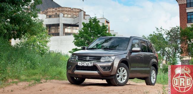 Шесть мнений о Suzuki Grand Vitara