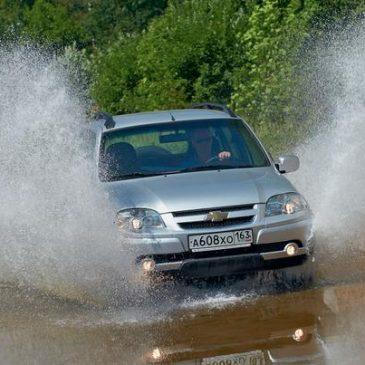 Chevrolet Niva: сама надежность?