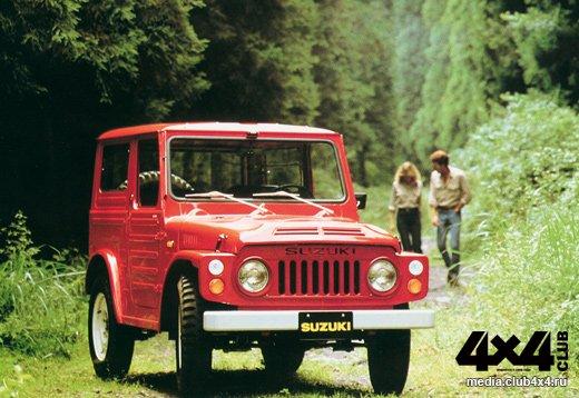 История Suzuki Jimny