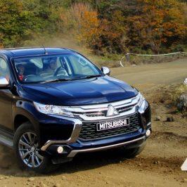 Новый Mitsubishi Pajero Sport стал солиднее, мягче, мощнее и умнее
