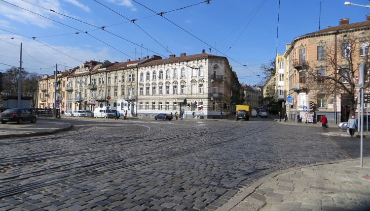 Центр Львова