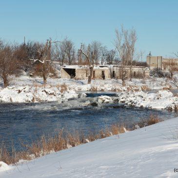 Покатушка «Первый снег» декабрь 2012