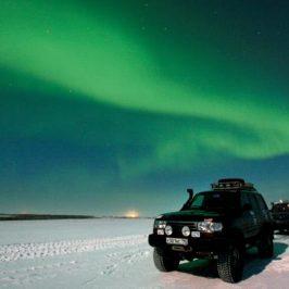 зимняя экспедиция