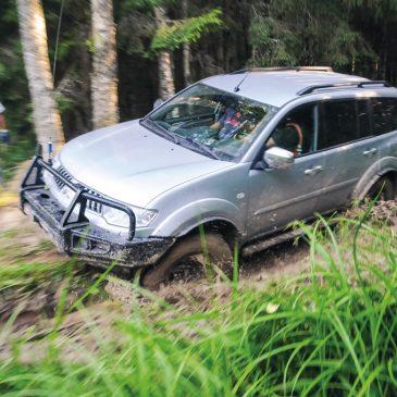 Личный опыт эксплуатации и доработки Mitsubishi Pajero Sport New для участия в трофи-экспедициях