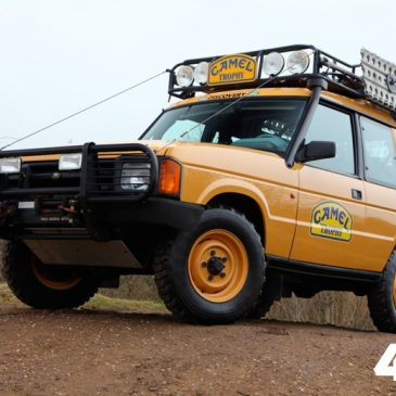 Вспомним историю. Land Rover и Discovery предыдущих поколений