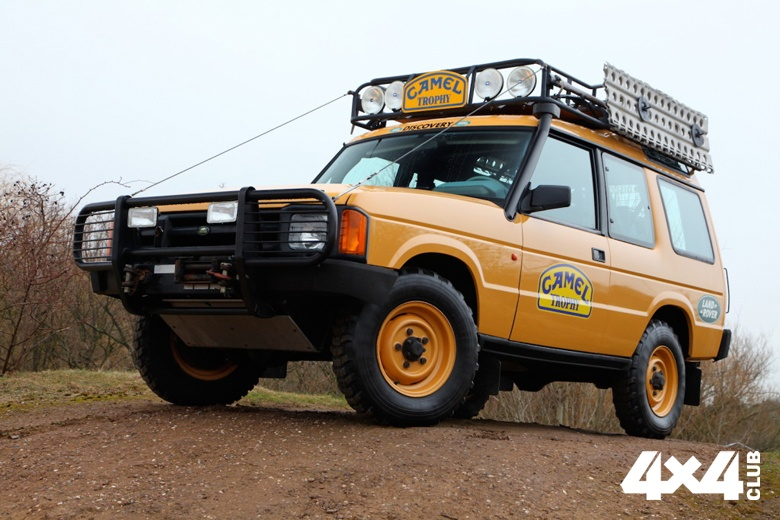 Landrover Discovery