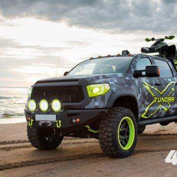 Тюнингованный Toyota Tundra – большая игрушка для больших людей