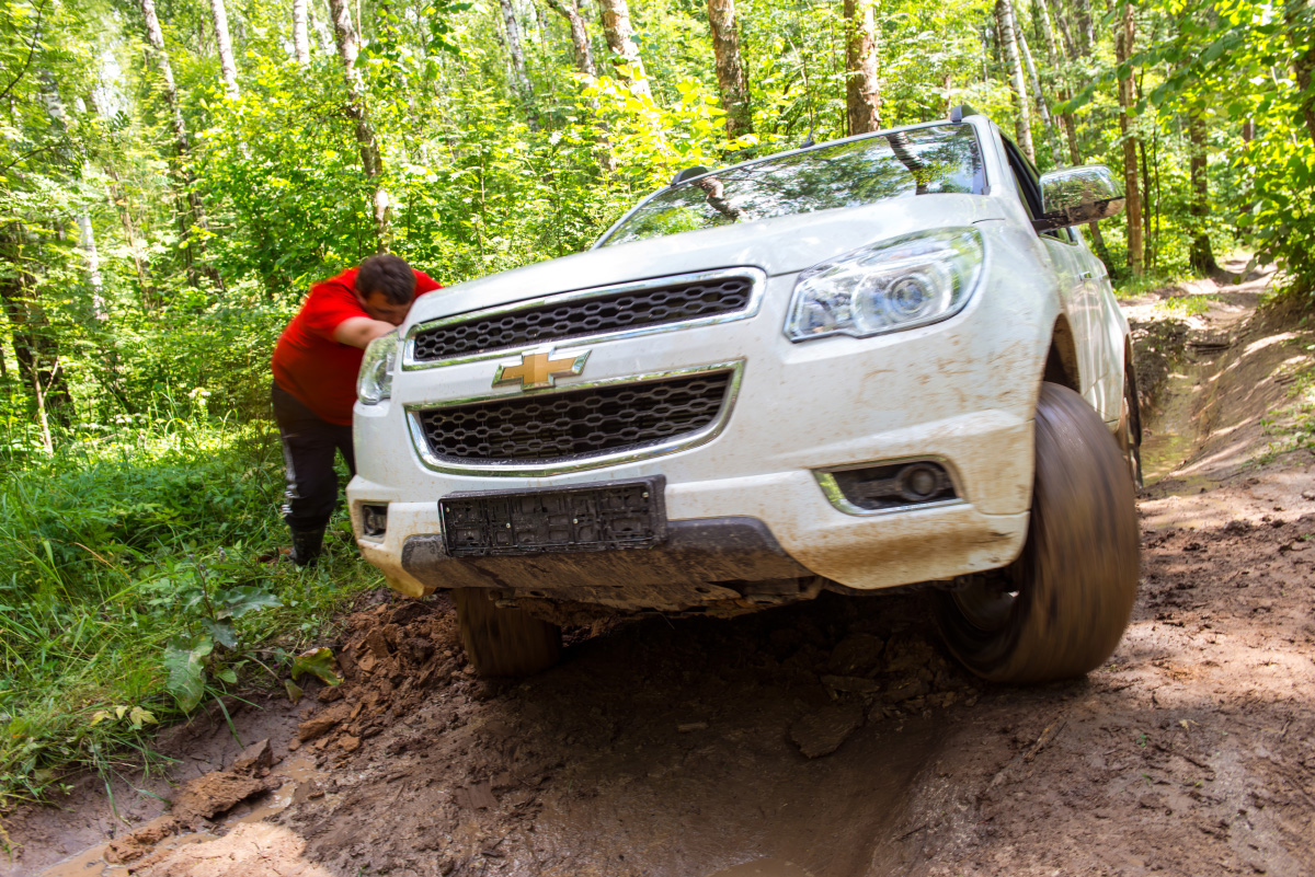 chevrolet offroad