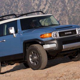 Toyota запатентовала название нового внедорожного концепта