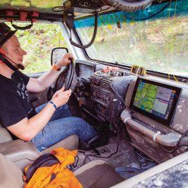 Навигация и ориентирование на бездорожье